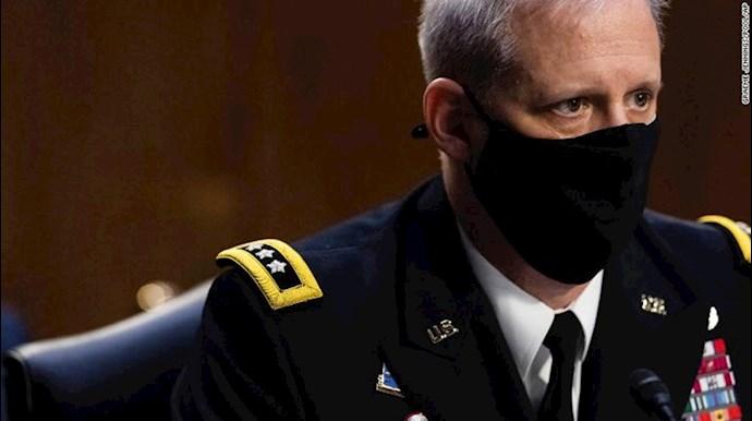 اسکات باریر، مدیر اطلاعات نظامی آمریکا