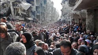 جنایات جنگی در سوریه