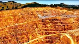 معادن طلای ایران