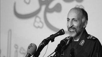 پاسدار حجازی جانشین سرکرده نیروی تروریستی قدس