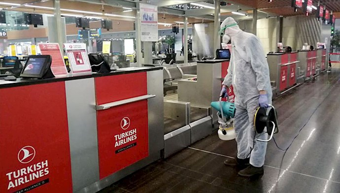 تدابیر پیشگیرانه و قرنطینه در جهان در مبارزه با کرونا