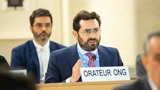 هیلل نویر مدیر اجرایی سازمان دیدبان سازمان ملل