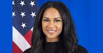 جالینا پورتر معاون سخنگوی وزارتخارجه آمریکا
