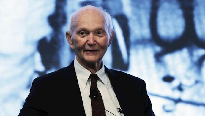 مایکل کالینز، فضانورد آمریکایی