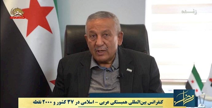 دکتر نذیر حکیم دبیرکل پیشین ائتلاف سوریه
