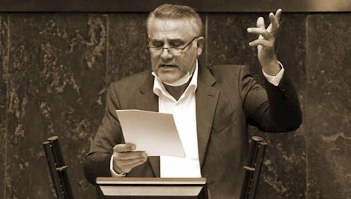 اردشیر مطهری عضو مجلس ارتجاع