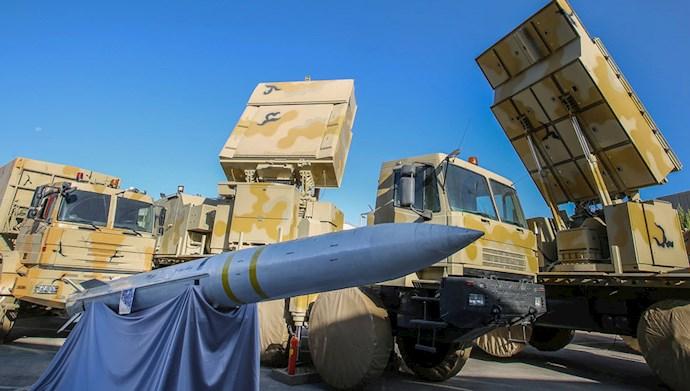 انتقال موشکهای رژیم ایران از عراق به سوریه - عکس از آرشیو