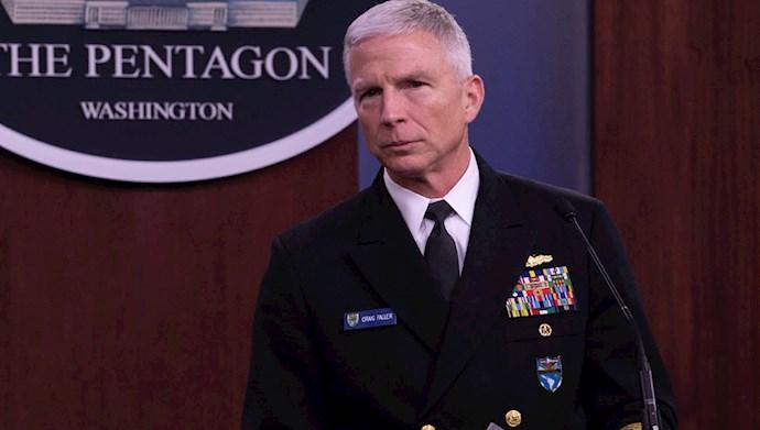 آدمیرال کریگ فالر فرمانده نیزوهای جنوب آمریکا