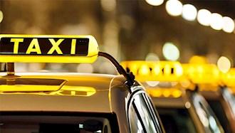 تاکسی - عکس از آرشیو
