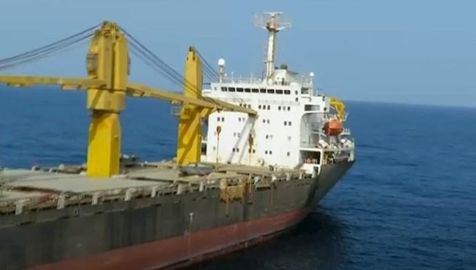 کشتی باری - عکس از آرشیو