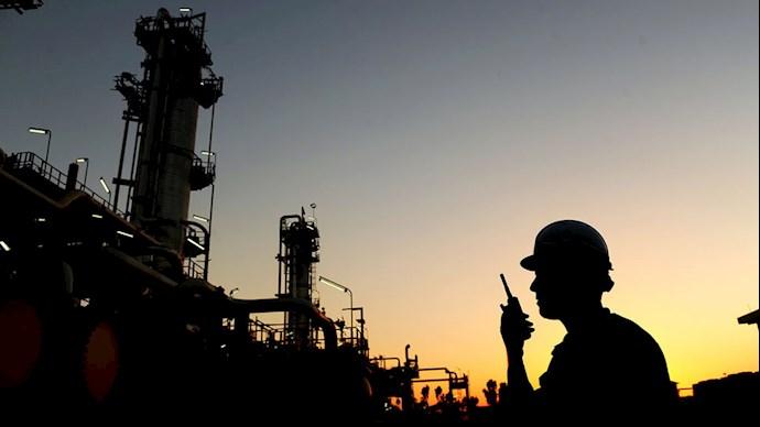 حراج منابع نفتی ایران