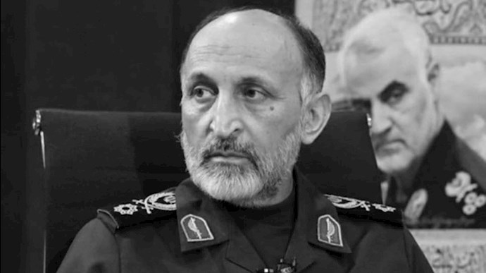 پاسدار حجازی جانشین نیروی تروریستی قدس سپاه پاسداران