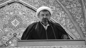 آخوند محمود ترابی امام جمعه خامنهای د رگنبد