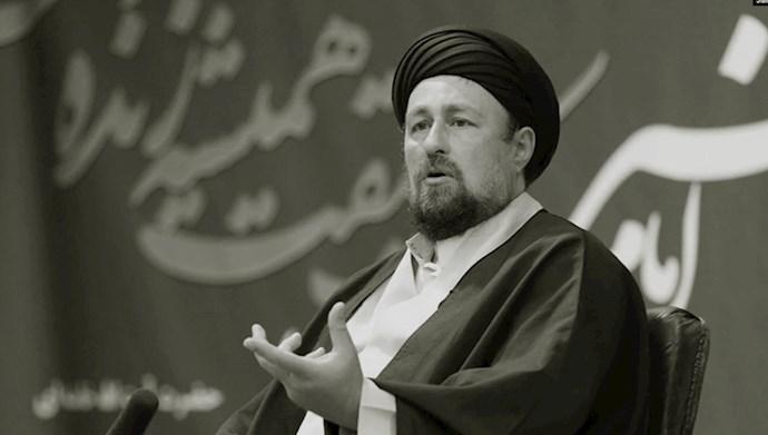 حذف حسن خمینی از نمایش انتخابات