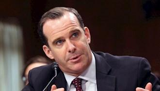 برت مک گرگ همآهنگکننده شورای امنیت ملی کاخ سفید در امور خاورمیانه