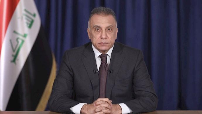الکاظمی نخست وزیر عراق