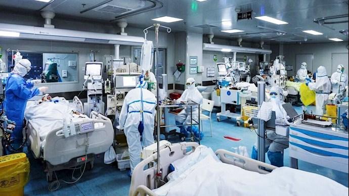 اشباع بیمارستانهای تهران از بیماران کرونایی