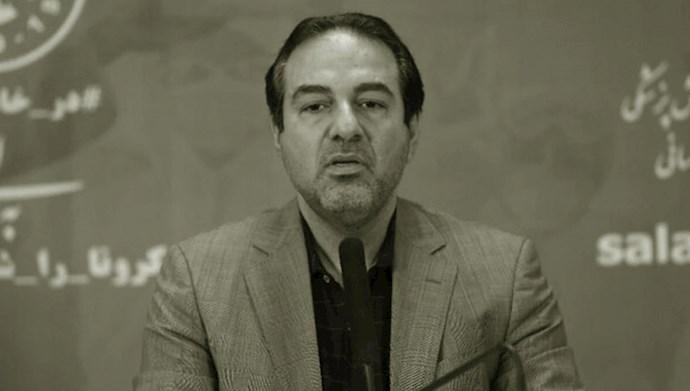 علیرضا رئیسی سخنگوی ستاد حکومتی مقابله با کرونا