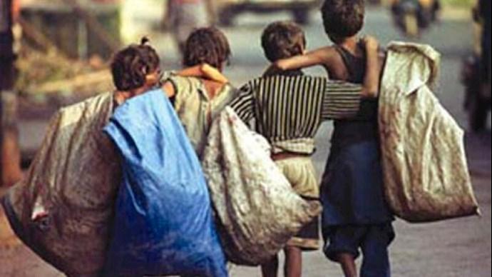 گسترش فقر در ایران تحت حاکمیت آخوندها