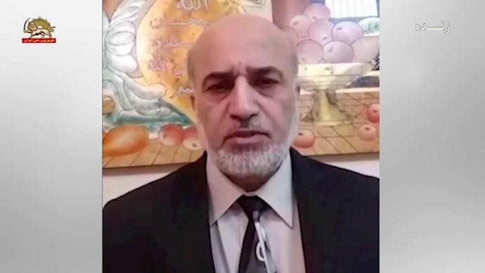 دکتر بسام عموش - وزیر دولت و سفیر پیشین اردن در تهران
