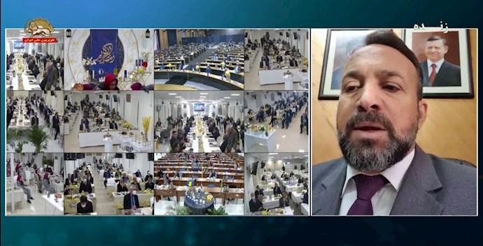 عبد محسیری - نمایندگان پارلمان اردن