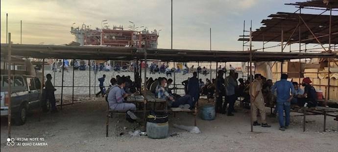 -اعتصاب شرکت لیدوما فاز ۱۳برای افزایش حقوقهای سال 1400