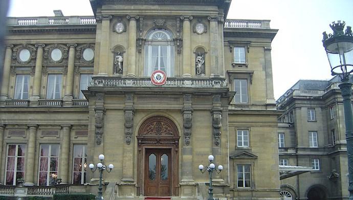 وزارتخارجه فرانسه