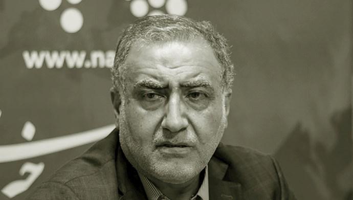احمد علیرضابیگی، نماینده رژیم از تبریز