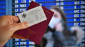 پاسپورت واکسن اتحادیه اروپا