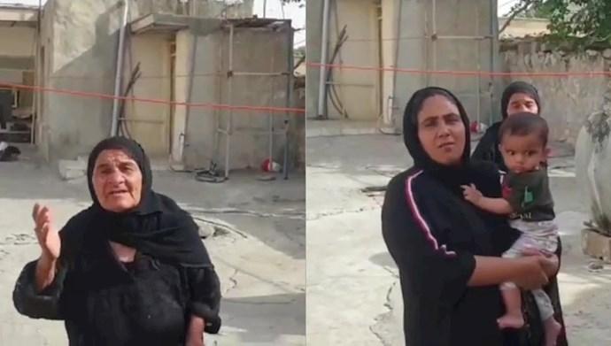 بحران بی آبی - روستائیان بارانگرد در شهرستان باغملک در استان خوزستان