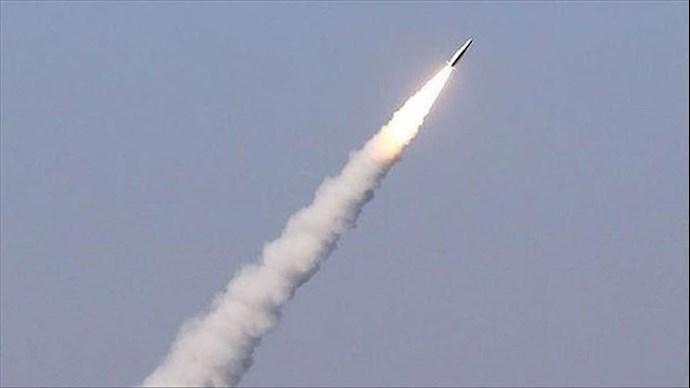 پرتاب موشک حوثیها به عربستان - عکس از آرشیو
