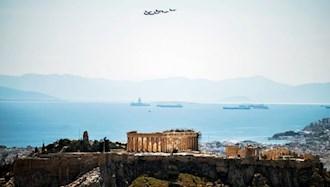 مانور نظامی اینیوکاس در یونان