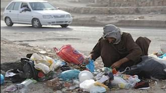 زبالهگردی برای تأمین معاش روز