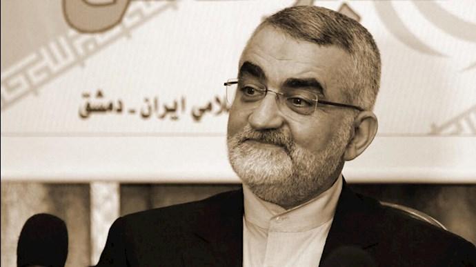 علاءالدین بروجردی رئیس پیشین کمیسیون امنیت مجلس