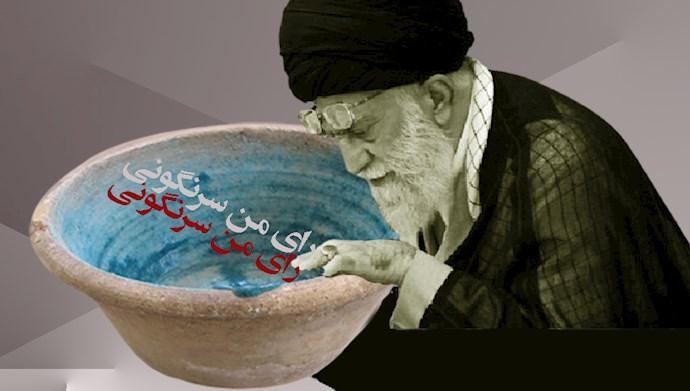 خامنهای و نمایش انتخابات