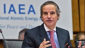 رافائل گروسی  رئیس آژانس بینالمللی انرژی اتمی