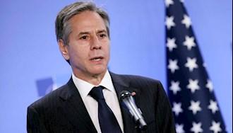 آنتونی بلینکن وزیر خارجه آمریکا