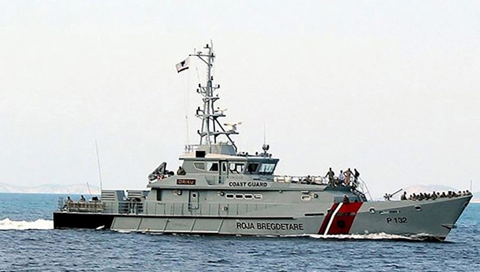 نیروی دریایی آلبانی