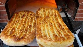 گران شدن نان بربری