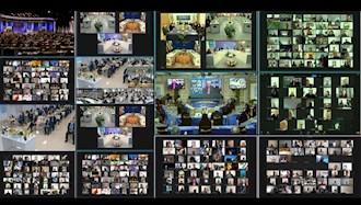 کنفرانسکنفرانس بینالمللی عربی اسلامی - رمضان۱۴۰۰
