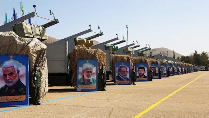 ارسال موشکهای کوتاهبرد و میانبرد با ۴کامیون به منطقه دیرالزور