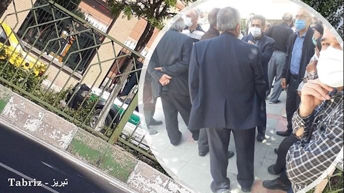 -تجمعات اعتراضی بازنشستگان و دانشآموزان - 5