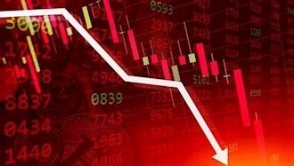 افت شدید شاخص بازار بورس در یک روی