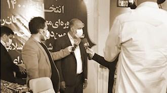 معرکه نمایش انتخابات رژیم آخوندی