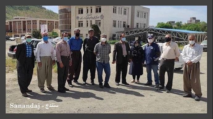 -تجمعات اعتراضی بازنشستگان و دانشآموزان - 7