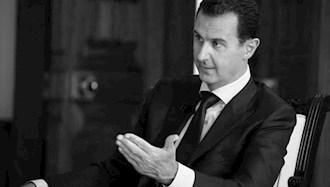 بشار اسد دیکتاتور سوریه