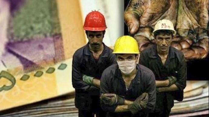 فقر در میان کارگران ایران