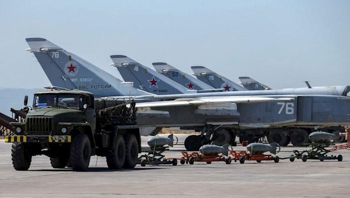 پایگاه هوایی حمیمیم در سوریه