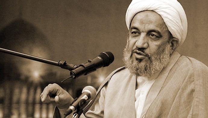 آقا تهرانی عضو مجلس ارتجاع
