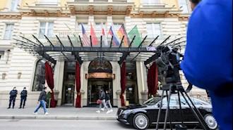 گرند هتل در وین محل مذاکرات برجام